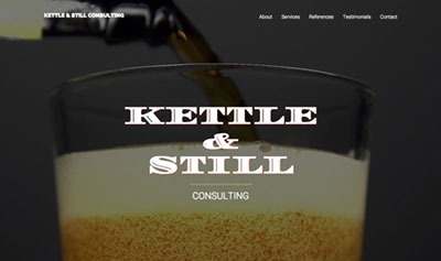Kettle and Still Consulting